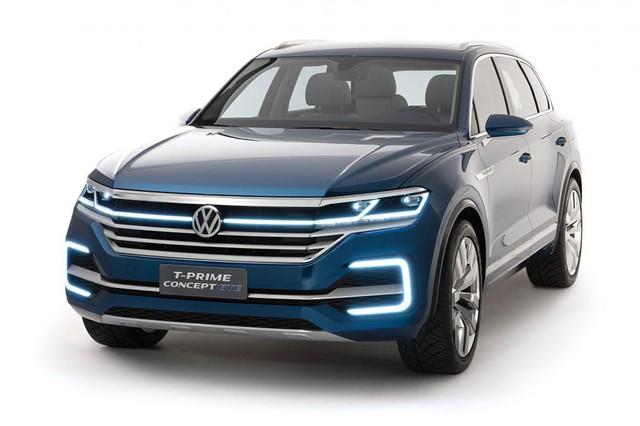 Touareg 2018 - Tham vọng lên đời của Volkswagen - Ảnh 2.