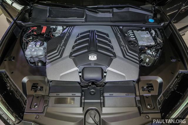 Siêu SUV Lamborghini Urus ra mắt tại Malaysia, giá khoảng 255.000 USD - Ảnh 3.