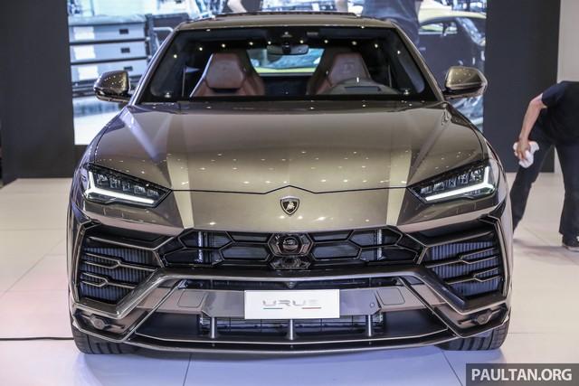 Siêu SUV Lamborghini Urus ra mắt tại Malaysia, giá khoảng 255.000 USD - Ảnh 2.