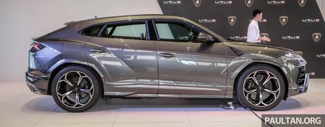 Siêu SUV Lamborghini Urus ra mắt tại Malaysia, giá khoảng 255.000 USD - Ảnh 5.