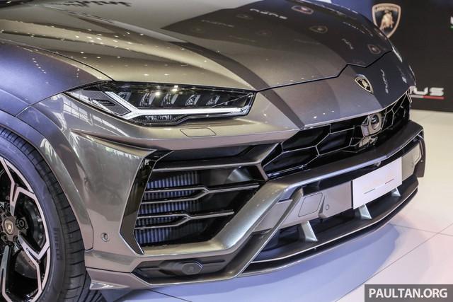 Siêu SUV Lamborghini Urus ra mắt tại Malaysia, giá khoảng 255.000 USD - Ảnh 8.