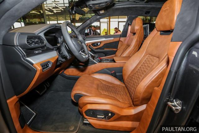 Siêu SUV Lamborghini Urus ra mắt tại Malaysia, giá khoảng 255.000 USD - Ảnh 16.