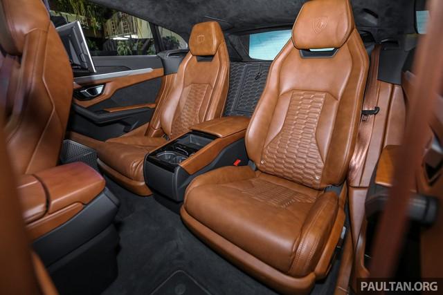 Siêu SUV Lamborghini Urus ra mắt tại Malaysia, giá khoảng 255.000 USD - Ảnh 7.