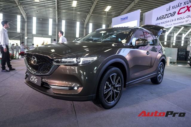 THACO sắp khánh thành nhà máy Mazda lớn nhất Đông Nam Á - Ảnh 1.