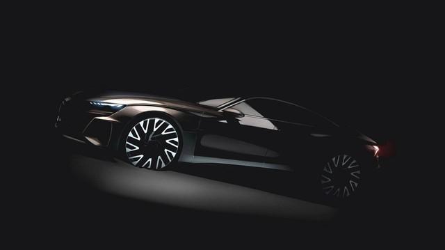 Audi chuẩn bị ra mắt đối thủ nặng ký của Tesla Model S