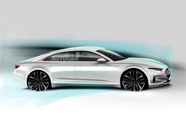 Audi chuẩn bị ra mắt đối thủ nặng ký của Tesla Model S - Ảnh 2.