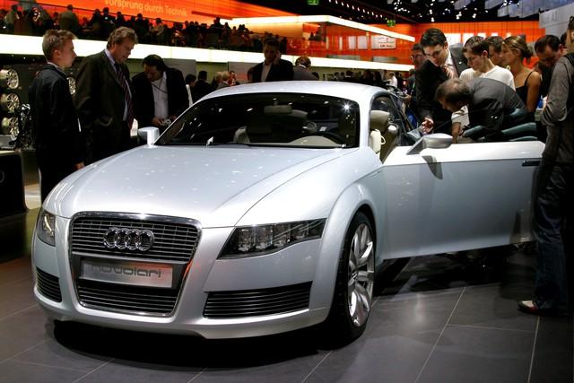 Lưới tản nhiệt Singleframe biểu trưng của Audi tiến hóa thế nào qua từng thế hệ? - Ảnh 3.
