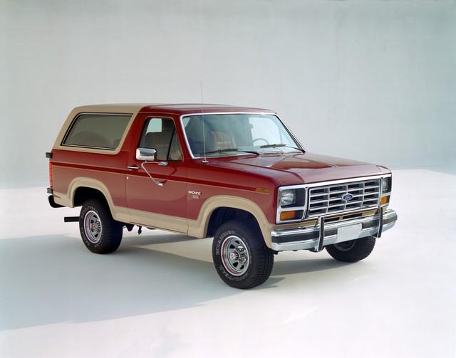 Những điều cần biết về Ford Bronco - SUV chung khung gầm Ranger, đấu Toyota 4Runner - Ảnh 4.