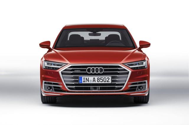 Lưới tản nhiệt Singleframe biểu trưng của Audi tiến hóa thế nào qua từng thế hệ? - Ảnh 1.