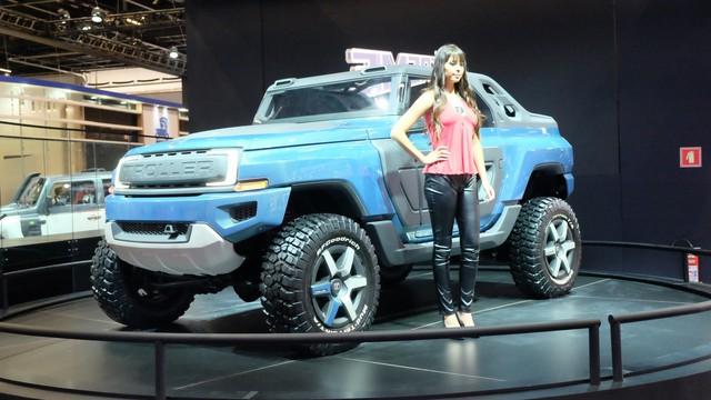 Những điều cần biết về Ford Bronco - SUV chung khung gầm Ranger, đấu Toyota 4Runner - Ảnh 2.