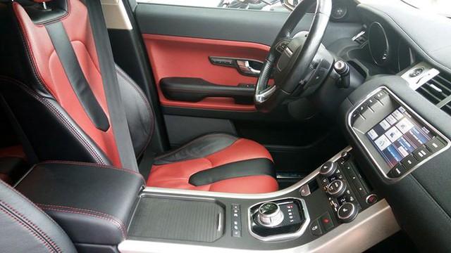 Range Rover Evoque từng của ca sĩ Tuấn Hưng được rao bán lại giá 1,53 tỷ đồng - Ảnh 6.
