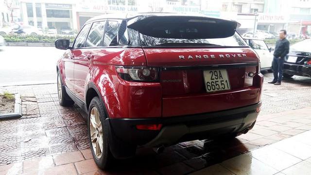 Range Rover Evoque từng của ca sĩ Tuấn Hưng được rao bán lại giá 1,53 tỷ đồng - Ảnh 4.