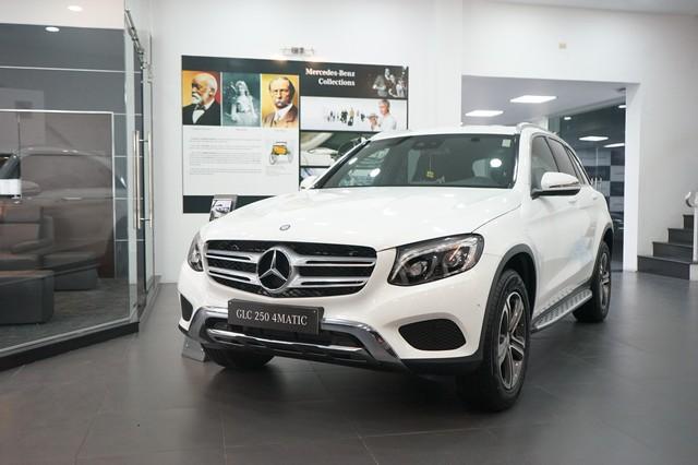Cùng giá, Volkswagen Tiguan Allspace có gì để cạnh tranh Mercedes-Benz GLC tại Việt Nam? - Ảnh 2.
