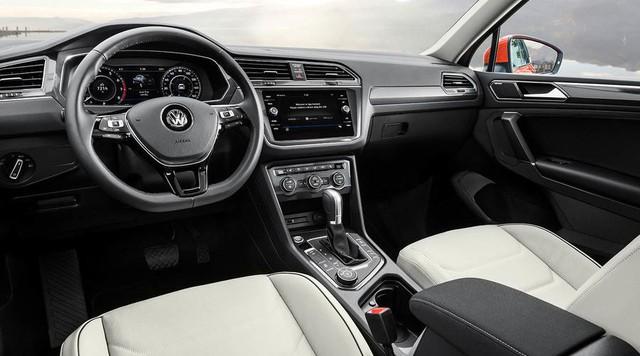 Cùng giá, Volkswagen Tiguan Allspace có gì để cạnh tranh Mercedes-Benz GLC tại Việt Nam? - Ảnh 3.