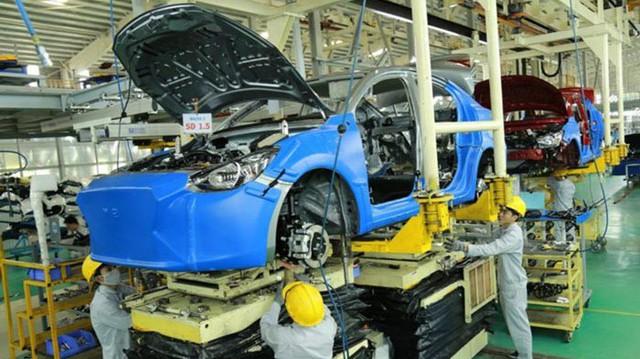Sớm trình chính sách thuế nhằm khuyến khích phát triển sản xuất ô tô