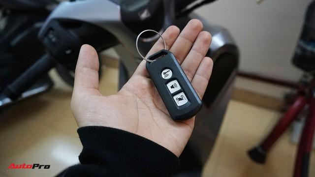Smartkey của xe máy Honda có thực sự an toàn để chống trộm? - Ảnh 1.