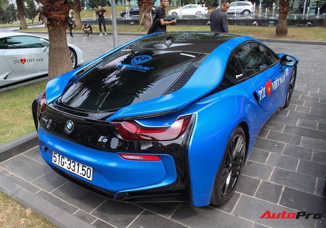 Dàn siêu xe Sài Gòn đã có mặt tại Hà Nội chuẩn bị đi Car & Passion 2018 - Ảnh 20.