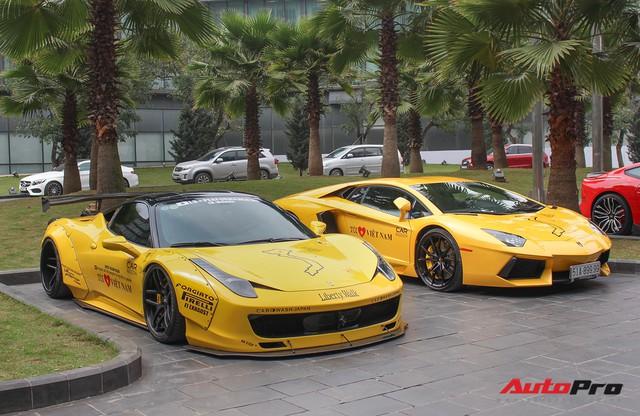 Dàn siêu xe Sài Gòn đã có mặt tại Hà Nội chuẩn bị đi Car & Passion 2018 - Ảnh 19.