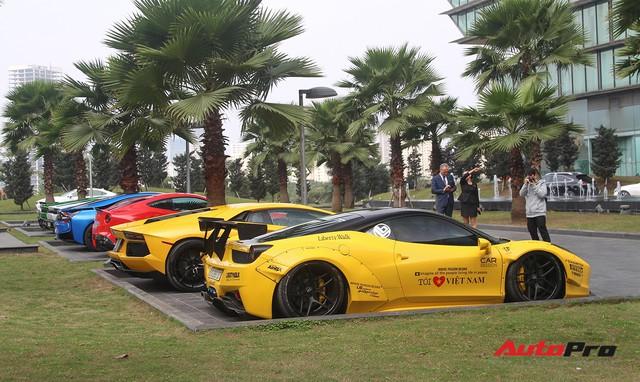 Dàn siêu xe Sài Gòn đã có mặt tại Hà Nội chuẩn bị đi Car & Passion 2018 - Ảnh 17.