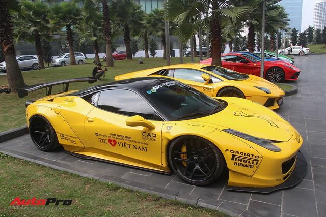 Dàn siêu xe Sài Gòn đã có mặt tại Hà Nội chuẩn bị đi Car & Passion 2018 - Ảnh 15.