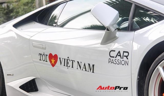 Dàn siêu xe Sài Gòn đã có mặt tại Hà Nội chuẩn bị đi Car & Passion 2018 - Ảnh 12.