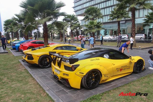 Dàn siêu xe Sài Gòn đã có mặt tại Hà Nội chuẩn bị đi Car & Passion 2018 - Ảnh 4.