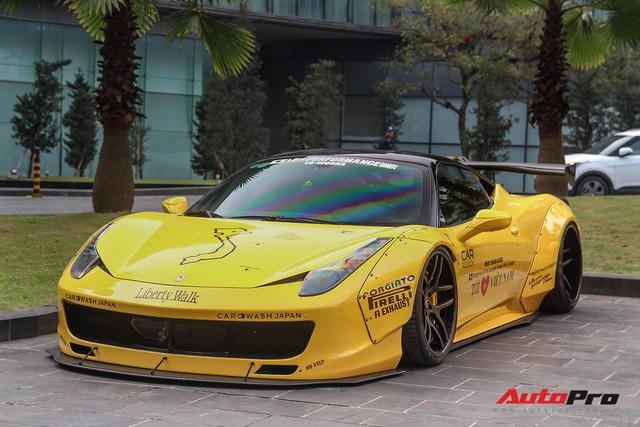 Dàn siêu xe Sài Gòn đã có mặt tại Hà Nội chuẩn bị đi Car & Passion 2018 - Ảnh 3.