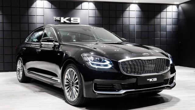 Chính thức ra mắt Kia K9 - Xe Hàn tham vọng chung mâm Mercedes-Benz S-Class - Ảnh 5.