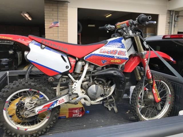 Chuyện hi hữu: Xe Honda bị mất cắp tìm lại được chủ sau 17 năm xa cách - Ảnh 1.