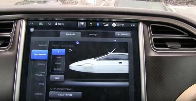 Ít ai khám phá ra những điều thú vị này của xe Tesla - Ảnh 5.