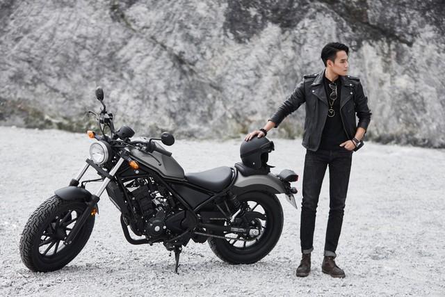 Honda Rebel 300 giá 125 triệu đồng sắp bán ra tại Việt Nam - Ảnh 1.