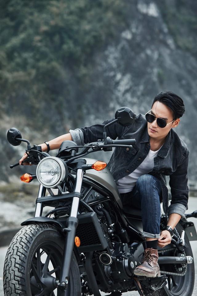 Honda Rebel 300 giá 125 triệu đồng sắp bán ra tại Việt Nam - Ảnh 5.