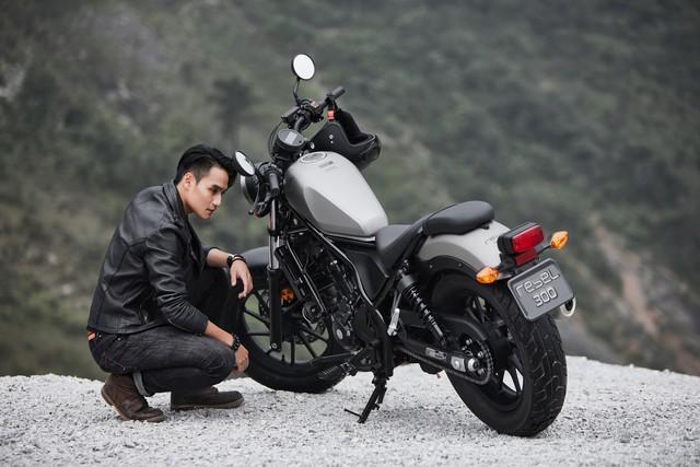 Honda Rebel 300 giá 125 triệu đồng sắp bán ra tại Việt Nam - Ảnh 3.