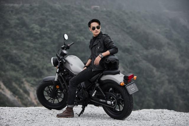 Honda Rebel 300 giá 125 triệu đồng sắp bán ra tại Việt Nam - Ảnh 2.