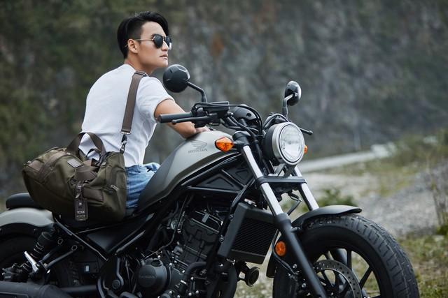 Honda Rebel 300 giá 125 triệu đồng sắp bán ra tại Việt Nam - Ảnh 6.