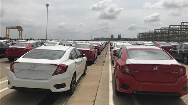 Honda chuẩn bị tung hơn 1.000 ô tô nhập khẩu ra thị trường