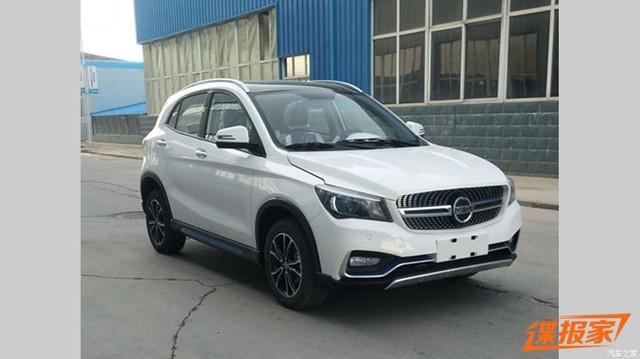 Sau Land Rover, tới lượt Mercedes-Benz bị làm nhái tại Trung Quốc