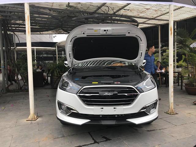 Zotye T300 - Xe Trung Quốc cạnh tranh Ford EcoSport với giá thấp hơn 250 triệu đồng - Ảnh 6.