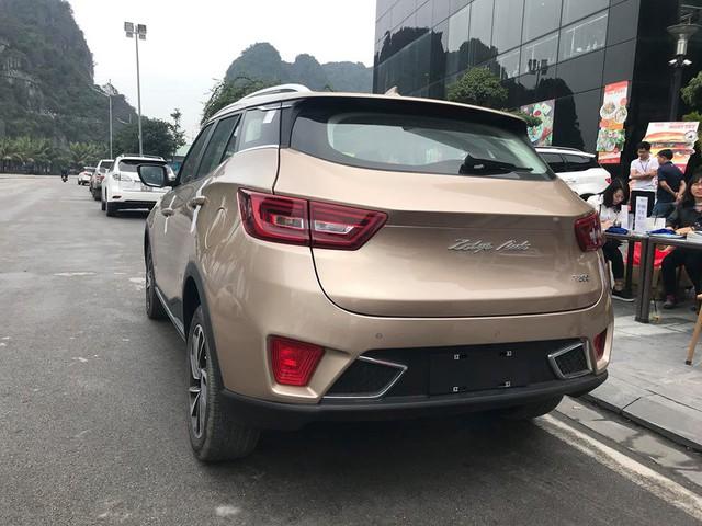 Zotye T300 - Xe Trung Quốc cạnh tranh Ford EcoSport với giá thấp hơn 250 triệu đồng - Ảnh 5.