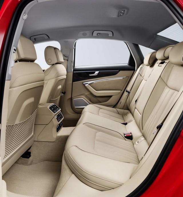 Audi sẵn sàng tung ra A6 V6 tăng áp mới - Ảnh 4.