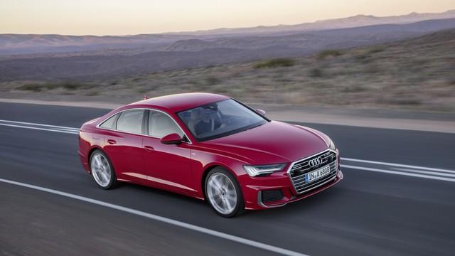 Audi sẵn sàng tung ra A6 V6 tăng áp mới - Ảnh 1.