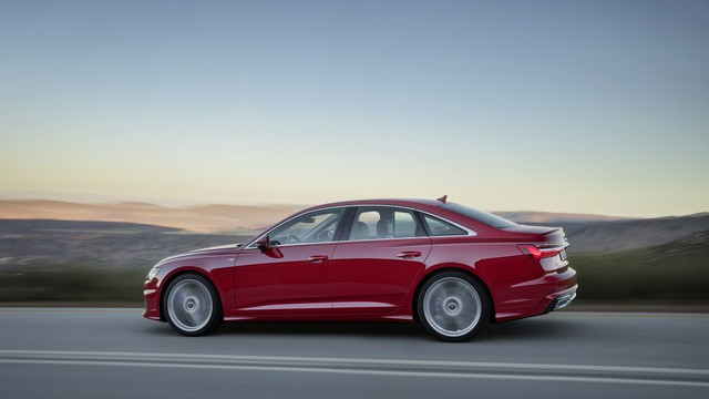 Audi sẵn sàng tung ra A6 V6 tăng áp mới - Ảnh 2.