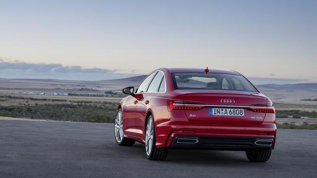 Audi sẵn sàng tung ra A6 V6 tăng áp mới - Ảnh 5.