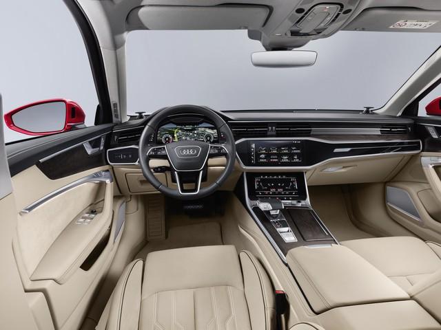 Audi sẵn sàng tung ra A6 V6 tăng áp mới - Ảnh 3.