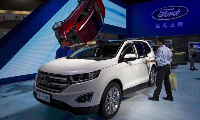 Ford hâm nóng lại quan hệ với các đối tác Trung Quốc sau thời gian dài nguội lạnh - Ảnh 2.