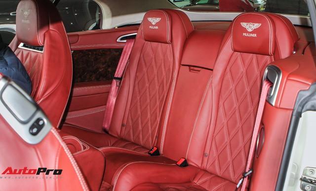 Hàng hiếm Bentley Continental GT Convertible Mulliner của đại gia Hải Phòng - Ảnh 8.