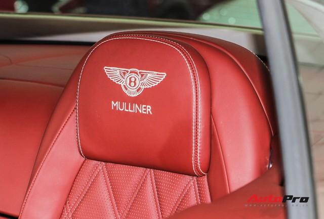 Hàng hiếm Bentley Continental GT Convertible Mulliner của đại gia Hải Phòng - Ảnh 7.