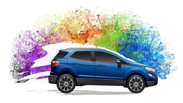 Ford sắp tung 4 dòng SUV mới: Sẽ có SUV rẻ hơn cả EcoSport và các hàng khủng chưa từng xuất hiện - Ảnh 2.