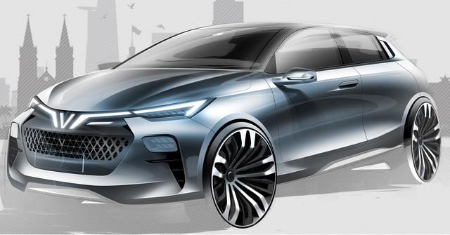 VINFAST công bố thiết kế ô tô điện và ô tô cỡ nhỏ được nhiều người bình chọn nhất - Ảnh 2.