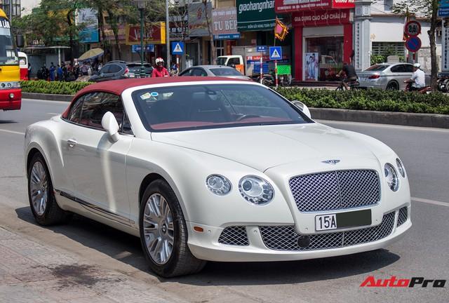 Hàng hiếm Bentley Continental GT Convertible Mulliner của đại gia Hải Phòng - Ảnh 1.